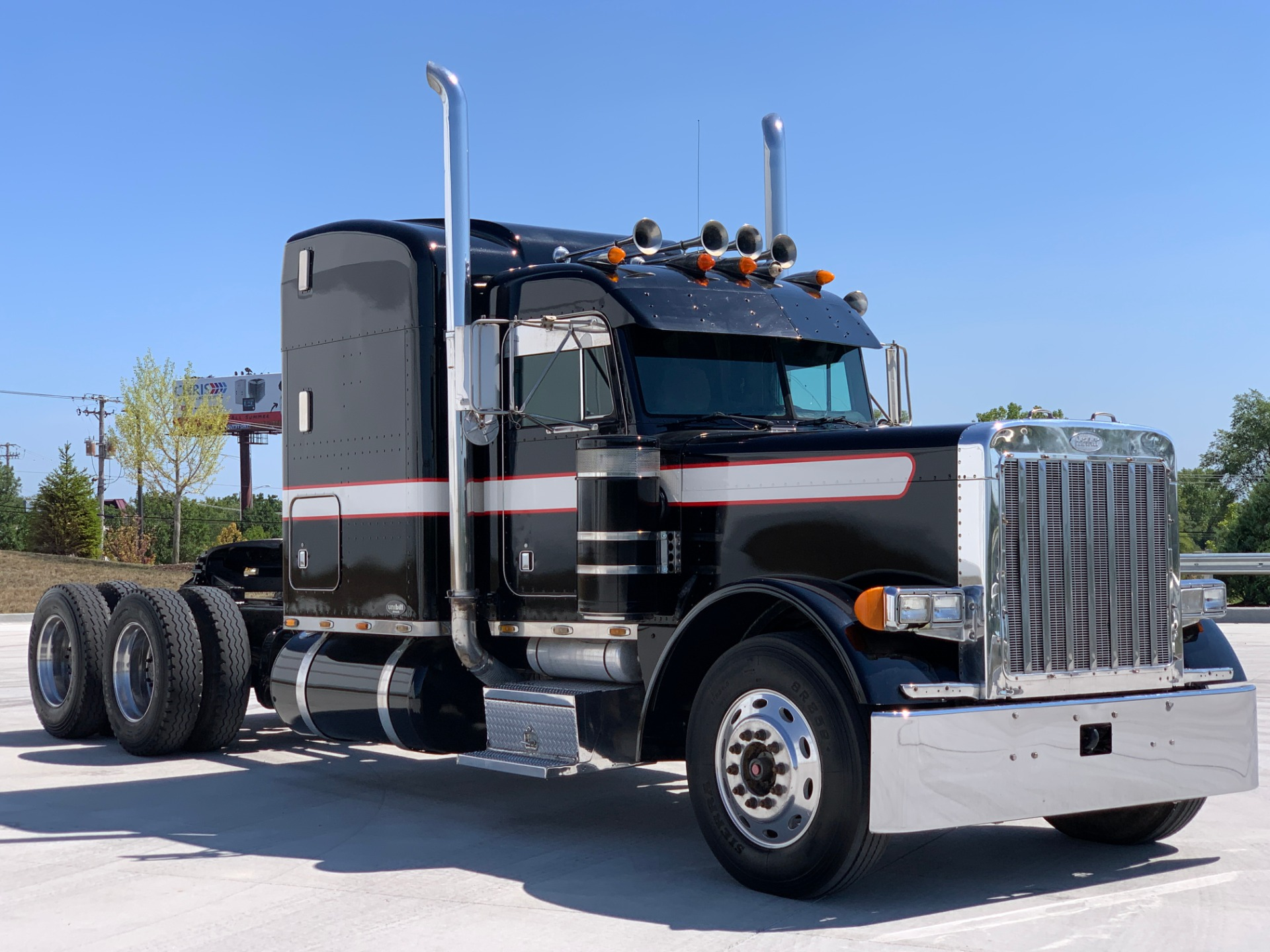 Used 1998 Peterbilt 379 Sleeper Cat 3406 550 Hp Super Clean For Sale Sold Midwest Truck Group Stock 16539