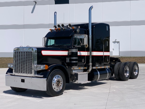 Used 1998 Peterbilt 379 Sleeper - CAT 3406 - 550 HP - 18 Speed Manual for sale $35,800 at Midwest Truck Group in Carol Stream IL