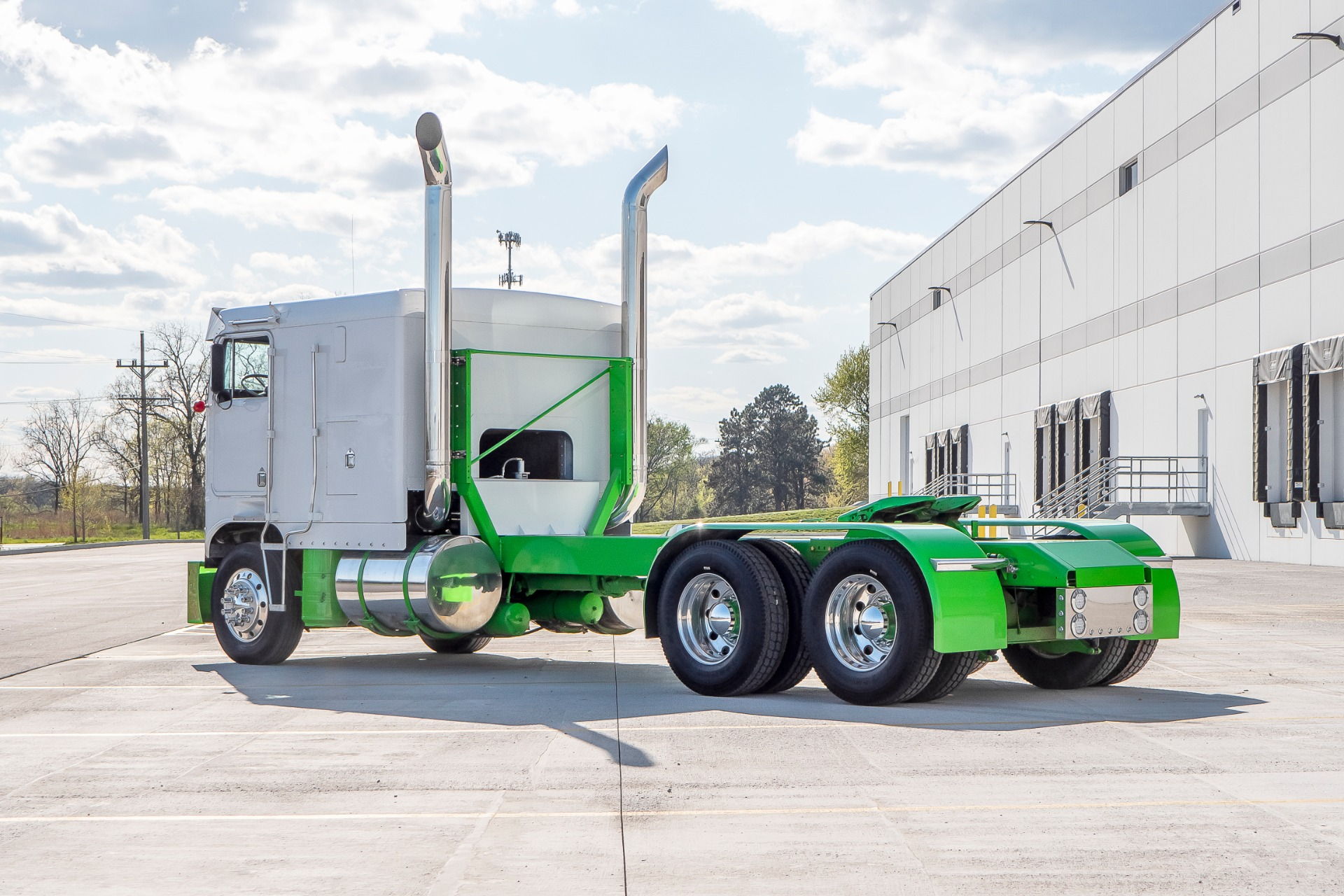 Used 1986 Kenworth K300 Cabover Sleeper Big Cam Cummins 400 13 Speed For Sale Sold Midwest Truck Group Stock 16771