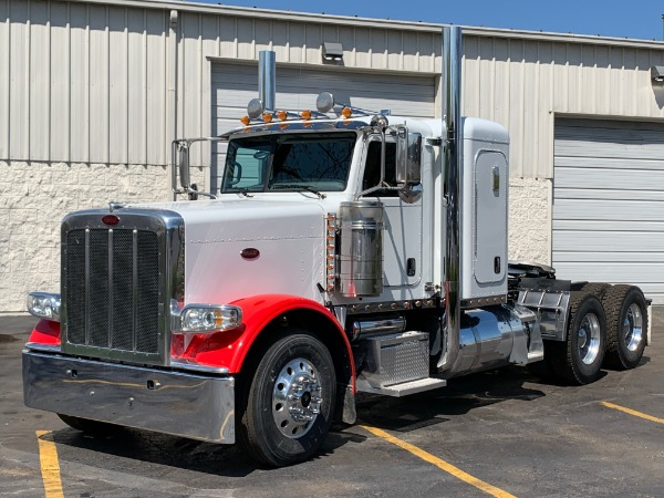 Used 2016 Peterbilt 389 GLIDER! Cummins N14 - 13 Speed Manual for sale $116,800 at Midwest Truck Group in Carol Stream IL