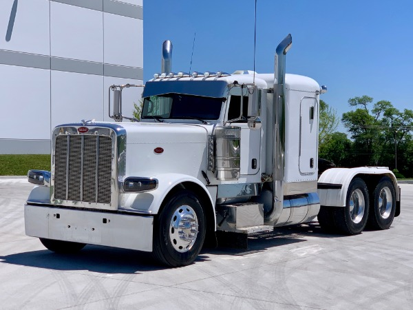 Used 2012 Peterbilt 389 SLEEPER *CANADIAN REGISTERED* *GLIDER* Detroit Series 60-500 HP for sale $72,800 at Midwest Truck Group in Carol Stream IL