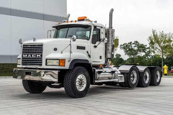 Used 2006 Mack CL733 Tri-Axle Day Cab - Cummins ISX 565 hp for sale Call for price at Midwest Truck Group in Carol Stream IL