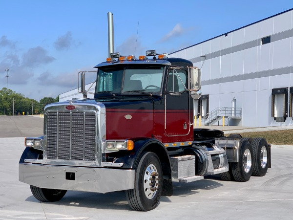 Used 2000 Peterbilt 378 Day Cab - Cummins ISM - 10 Speed Manual for sale Call for price at Midwest Truck Group in Carol Stream IL