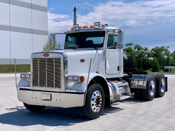 Used 2007 Peterbilt 379 Tandem Axle Day Cab - Cummins ISX - 10 Speed for sale Call for price at Midwest Truck Group in Carol Stream IL