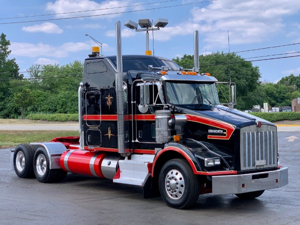 Used 2014 Kenworth T800 Sleeper - Cummins ISX 15 - 10 Speed for sale $39,800 at Midwest Truck Group in Carol Stream IL