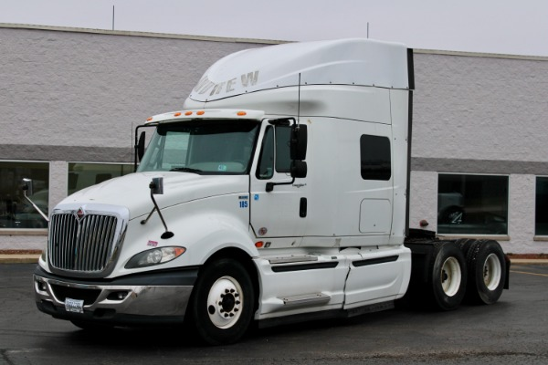 Used 2012 International PROSTAR LF627 PREMIUM SLEEPER for sale Call for price at Midwest Truck Group in West Chicago IL