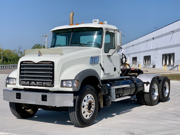 Used 2015 MACK GU 713 Day Cab for sale $35,800 at Midwest Truck Group in Carol Stream IL