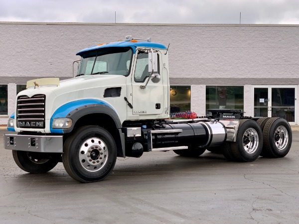 Used 2015 MACK GU 713 Truck Tractor for sale $35,800 at Midwest Truck Group in Carol Stream IL