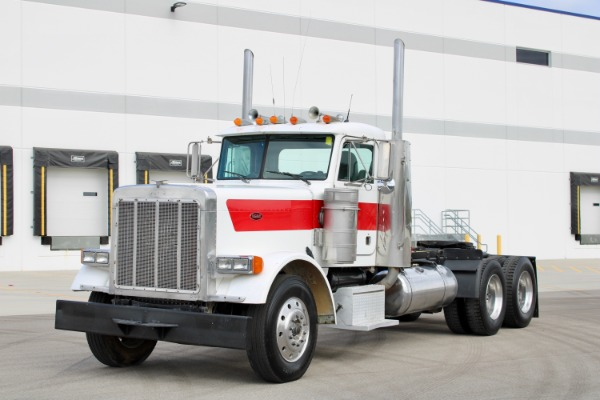 Used 1997 Peterbilt 379 Day Cab - CAT 3406 - 15 Speed Manual for sale $29,800 at Midwest Truck Group in West Chicago IL