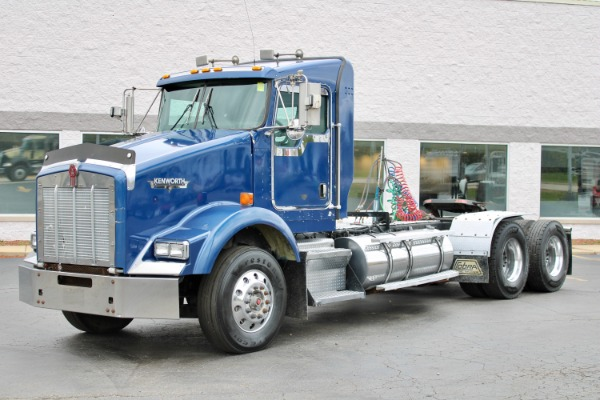 Used 2005 Kenworth T800 Day Cab - C15 ACERT - 475 Horsepower - WET KIT! for sale $43,800 at Midwest Truck Group in West Chicago IL