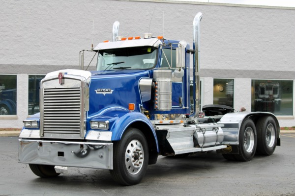 Used 2007 Kenworth W900 Day Cab - Cummins ISX 565 HP - Wet Kit - Double Frame for sale $64,800 at Midwest Truck Group in West Chicago IL