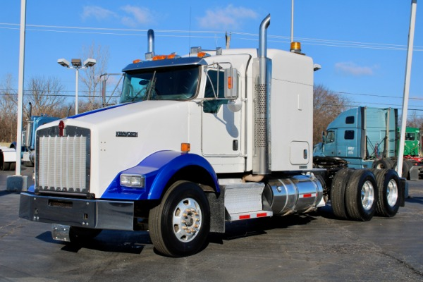 Used 2012 Kenworth T800 AeroCab Sleeper Cab - Cummins ISX for sale $44,800 at Midwest Truck Group in West Chicago IL
