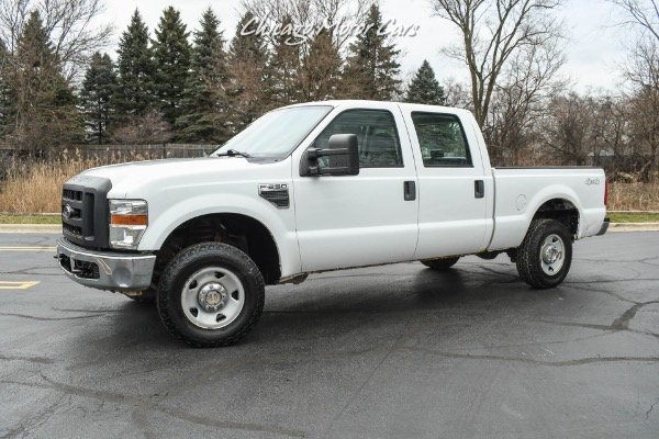 Used 2009 Ford F250 Super Duty XL for sale $12,800 at Midwest Truck Group in West Chicago IL