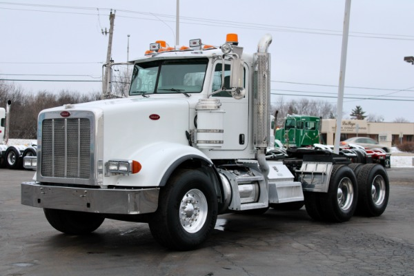 Used 2010 Peterbilt 367 Day Cab - Cat C15 ACERT 525HP - 18 Speed Manual for sale $63,800 at Midwest Truck Group in West Chicago IL