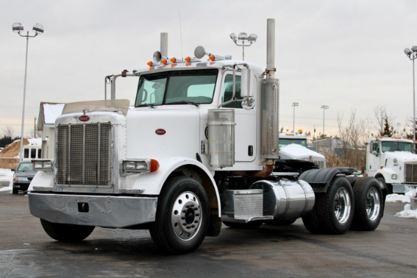 Used 2007 Peterbilt 378 Day Cab - Cummins ISX15 - 10 Speed - Wet Kit! for sale $39,800 at Midwest Truck Group in West Chicago IL