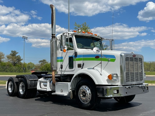 Used 2008 Peterbilt 367 Day Cab - Cummins ISX - 10 Speed Manual for sale $31,800 at Midwest Truck Group in West Chicago IL