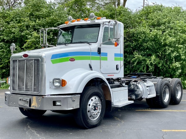 Used 2006 Peterbilt 378 Day Cab - Cummins ISX Power - 10 Speed Manual - WET KIT! for sale $31,800 at Midwest Truck Group in West Chicago IL