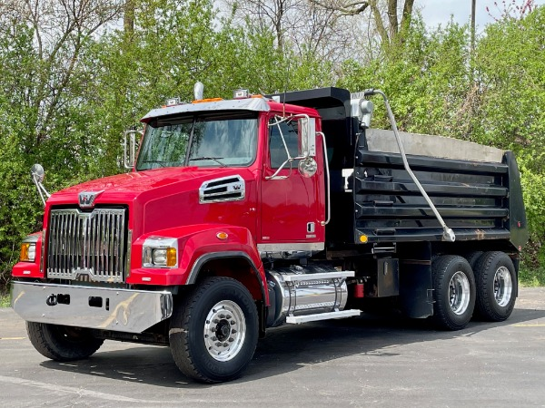 Used 2013 Western Star 4700SF Dump Truck - Cummins Turbo-Diesel - Automatic Trans for sale $99,800 at Midwest Truck Group in West Chicago IL