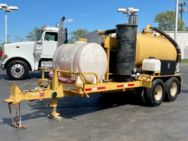 Used 2000 Vac-Tron PMD 800 SD Vacuum - Diesel Powered - GREAT CONDITION for sale Call for price at Midwest Truck Group in West Chicago IL