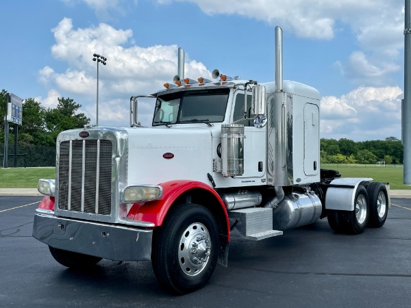 Used 2008 Peterbilt 388 Sleeper Cab - C15 ACERT - 13 Speed - WET KIT! for sale $69,800 at Midwest Truck Group in West Chicago IL